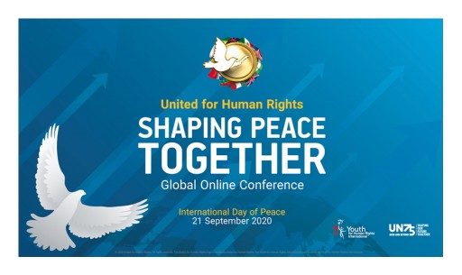 Shaping Peace Together: A Global Online Conference Celebrating International Peace Day
