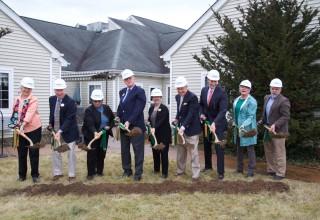 The Kendal Corporation begins a $40M construction project to better serve Lexington community.