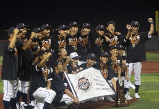 Cal Ripken Major70 World Champions - Japan