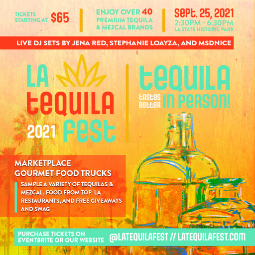 LA Tequila Fest Fundraiser Returns for Third Year