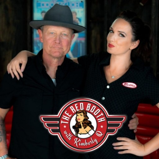 Screen Legend Robert Patrick on THE RED BOOTH This Saturday Night!
