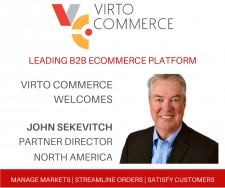 Virto Commerce Partner Director, North America, John Sekevitch