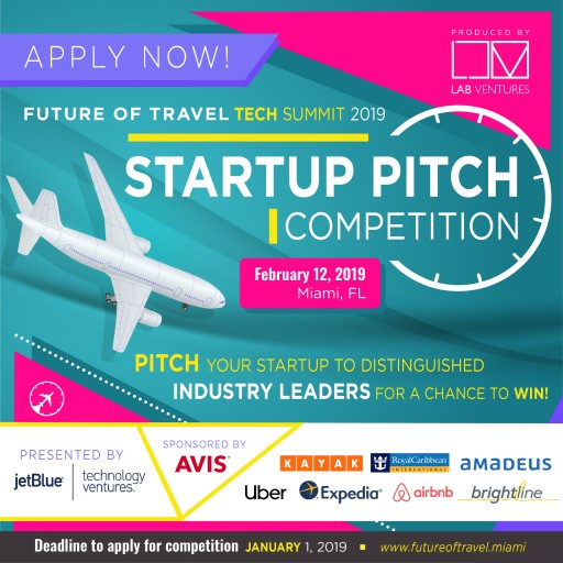 The Second Annual Future of Travel Tech Summit 2019 Returns to Miami on February 12th