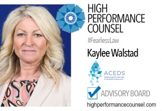 Kaylee Walstad Director of Strategic Partnerships - ACEDS