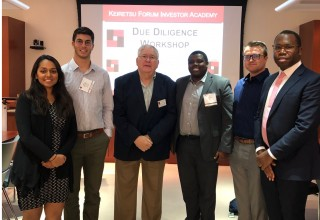 Keiretsu Forum Mid-Atlantic Due Diligence Fellows
