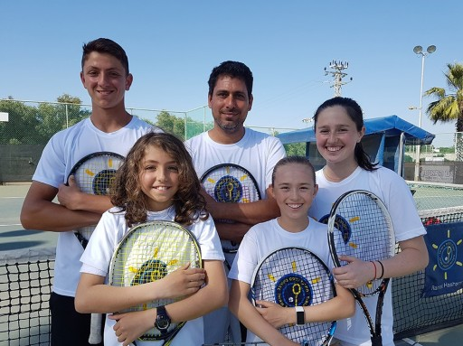 Empowering Children for Life, the Israel Tennis Centers Foundation Rolls Into June With Events in Three States