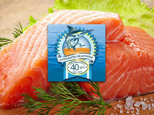 Anderson Seafoods Committed to Providing Sustainable Seafood Online