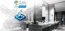 Smart Washroom By Zan Compute