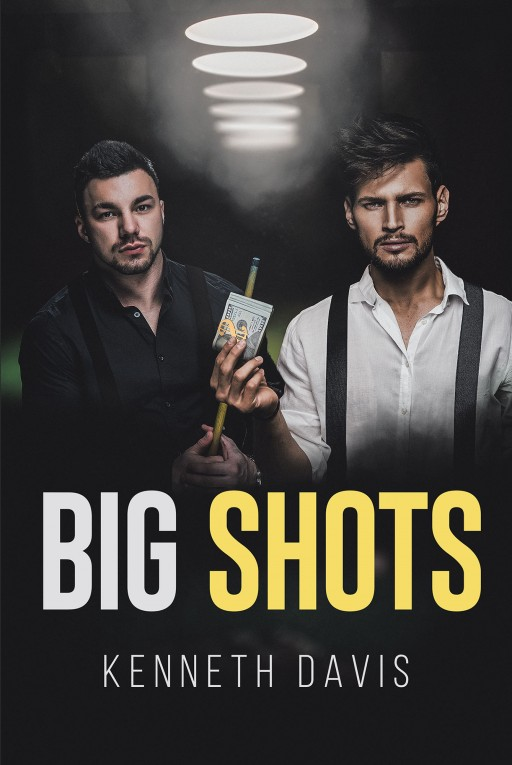 Kenneth Davis' New Book 'Big Shots' Gives a Hearty Dose of Laughter for the Readers