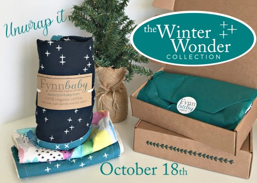 Fynn Baby Announces Launch of Organic Cotton Winter Wonder Collection