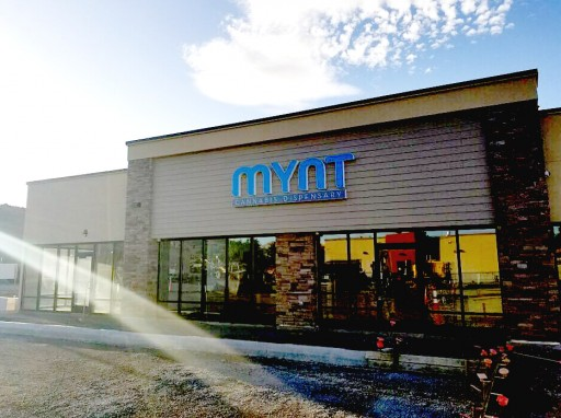 Mynt Cannabis Announces Grand Opening  of Second Dispensary Location