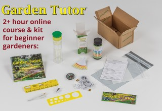 Garden Tutor Online Course