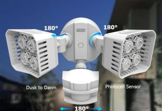 SANSI LED Security Light 2