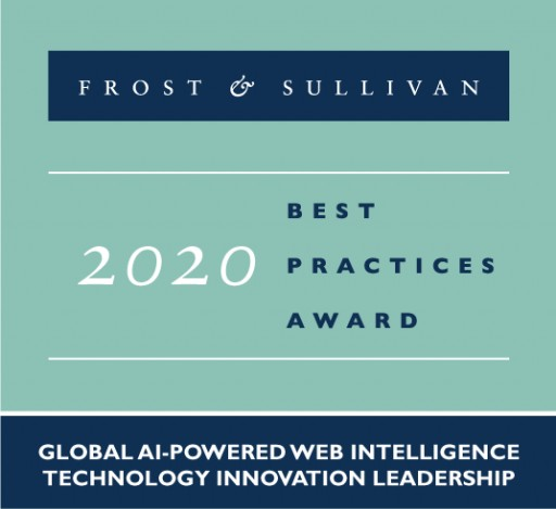 Cobwebs Technologies Receives Frost & Sullivan's Technology Innovation Leadership Award for Its AI-Powered Web Intelligence Solutions
