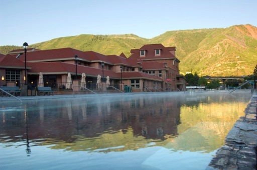 The Pungent Scent of Healing at Glenwood Hot Springs