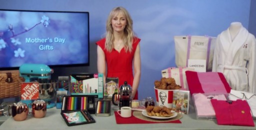 Mother's Day Gift Suggestions From Emily L. Foley on Tips on TV Blog