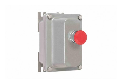 Larson Electronics Releases Explosion Proof Emergency Stop Switch, CI/II/III, 3-Pole, 600V Rated