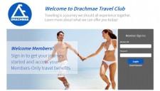 Drachmae Travel Club Blockchain Token