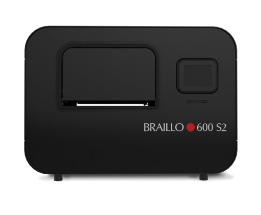 Braillo Offers the World's Fastest Desktop Braille Embosser