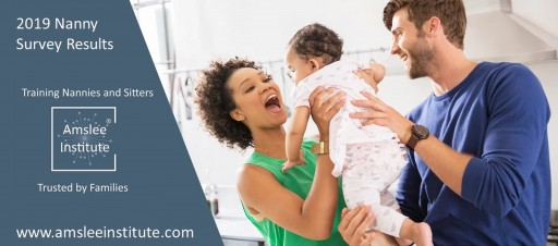 Amslee Institute Survey Identifies Top Issues Facing Nannies and Family-Employers