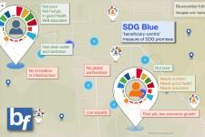 SDG Blue