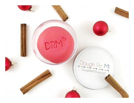 Sweeten Playtime This Holiday Season With the Newly Launching Sugar Cookie Collection by Dough-Re-Mi Playdough