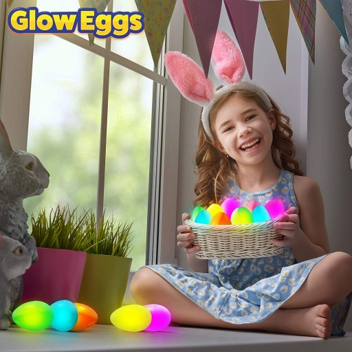 PartySticks Announces Launch of New Easter Basket Stuffers and Glowing Eggs