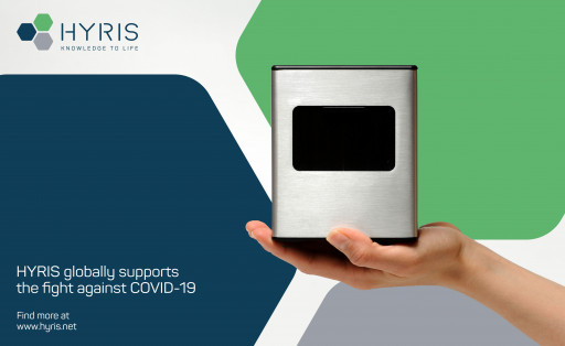 The Hyris System™ Detects SARS-CoV-2, Including Recently Emerged Variants of Concerns.