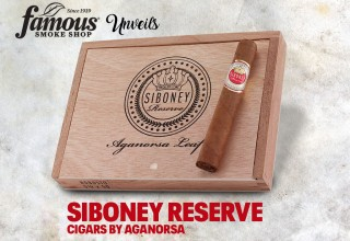 Siboney Reserve Cigars by Aganorsa
