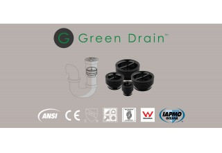 Green Drain Waterless Trap Seal