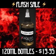 120 ml Flash Sale