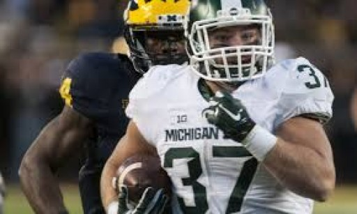 Michigan State Fullback Trevon Pendleton Stars at Pro Day per Inspired Athletes