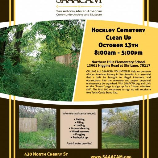 Community Organization Mobilizes Volunteer Effort to Restore Historic African American Cemetery in San Antonio
