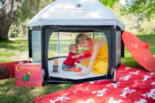 The Pop 'N Go® Playpen From the California Beach Co. is for Everyone