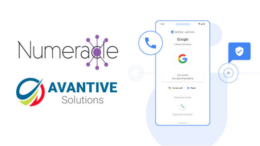 Numeracle and Avantive Launch Verified Calls by Google