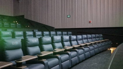 EVO Entertainment Group® Announces Renovation of 14-Screen Cinema in New Braunfels, Texas, With Luxury Recliner Seating