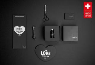 SKIN46 THE LOVE TATTOO INK - BOX