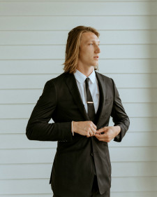 Trevor Lawrence to Wear INDOCHINO for the 2021 NFL Draft