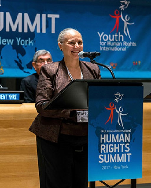UK Series Celebrating 1,000 Years of Human Rights Features Youth for Human Rights International