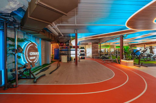 Gymage - Miami's Newest Instagrammable Gym Is More Than Just a Gym