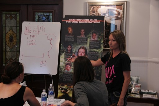 Church of Scientology Holds Workshop to Help Parents