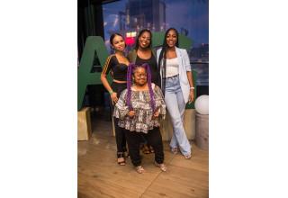 Agency Guacamole's B.L.N.D. event in Atlanta (2021)