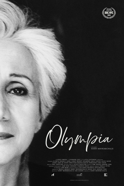 The Critically Acclaimed Documentary Feature About Academy Award Winning Actress Olympia Dukakis Will Have Its Los Angeles Premiere at the Egyptian Theatre