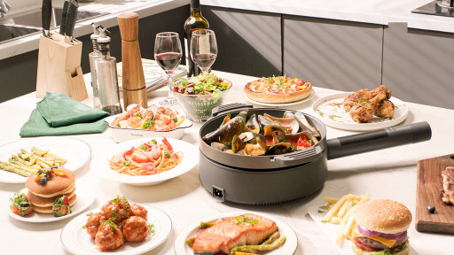 FIR+ 20-In-1 Smart Cooking System for Healthier Cuisine Announces Kickstarter Launch