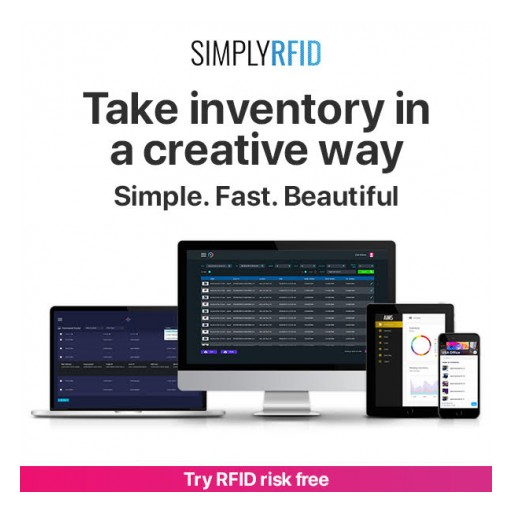 With Wave by SimplyRFID, Teams Can Inventory Thousands of Items per Minute Effortlessly