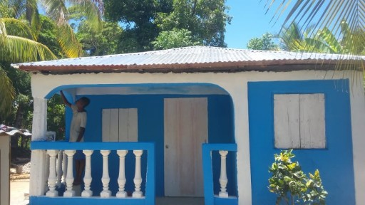 Vision Help Foundation Improves Public Health by Rebuilding Homes in Rural Haiti to Save Lives, Reduce Disease, and Improve Quality of Life