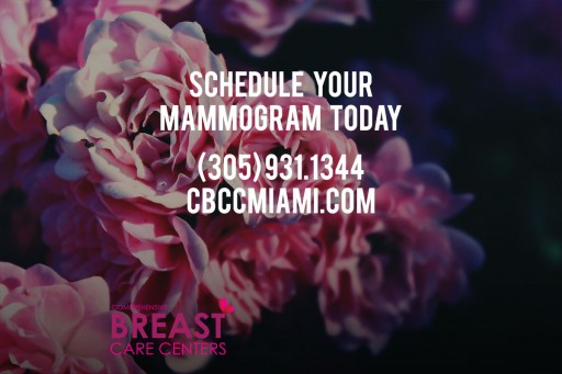 The Center for Diagnostic Imaging Discusses How Frequently Women Should Get a Mammogram