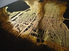 Golden City Maps Up Close