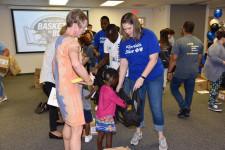 Orlando Magic and Florida Blue Team Up to Help the Central Florida Community