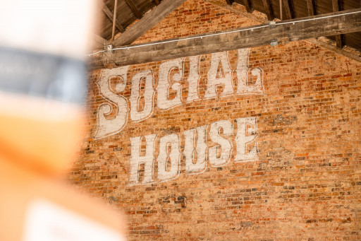 SOCIAL HOUSE® Vodka Announces the Grand Opening of the PumpHouse 1906™ Cocktail Bar & Social House